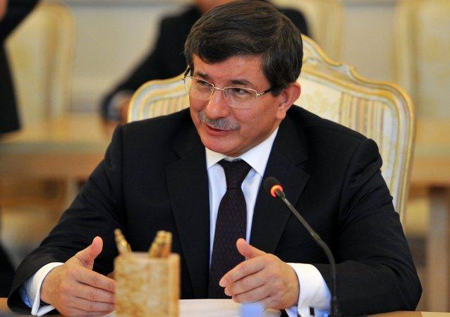 أحمد داود أوغلو