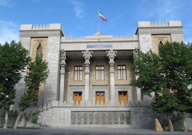الخارجية الإيرانية