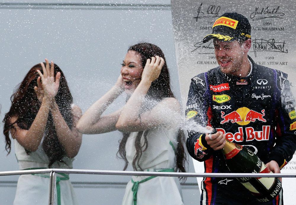 سباق فورمولا 1 الجائزة الكبري النسخة الماليزية