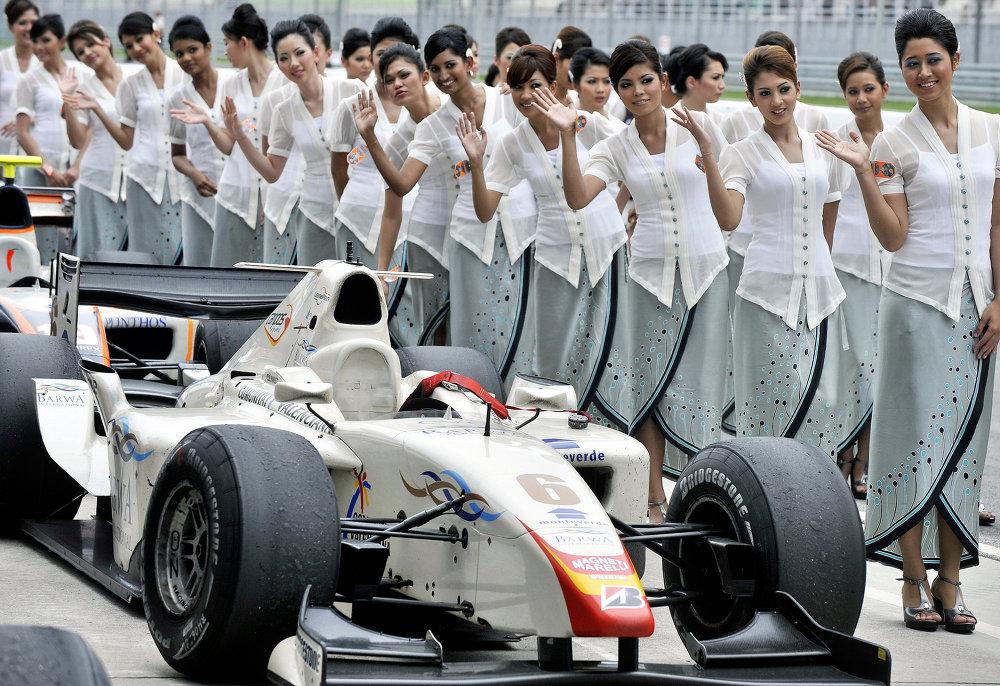 فورمولا 1 الجائزة الكبري فى ماليزيا