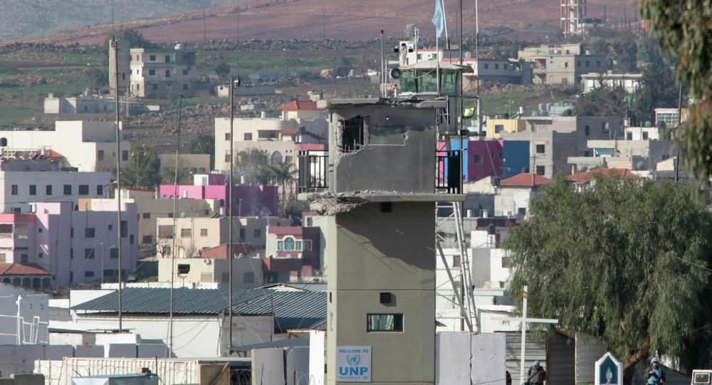 تبادل النار بين جيش الاحتلال و حزب الله