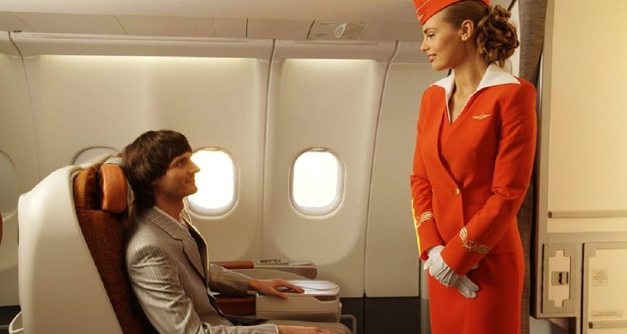 مضيفات الطيران الروسي