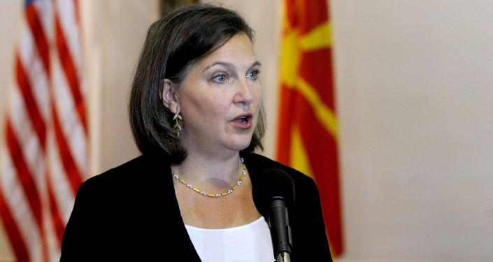 فيكتوريا نولاند، مساعدة وزير الخارجية الأمريكي