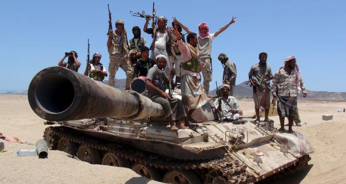 مسلحون في اليمن