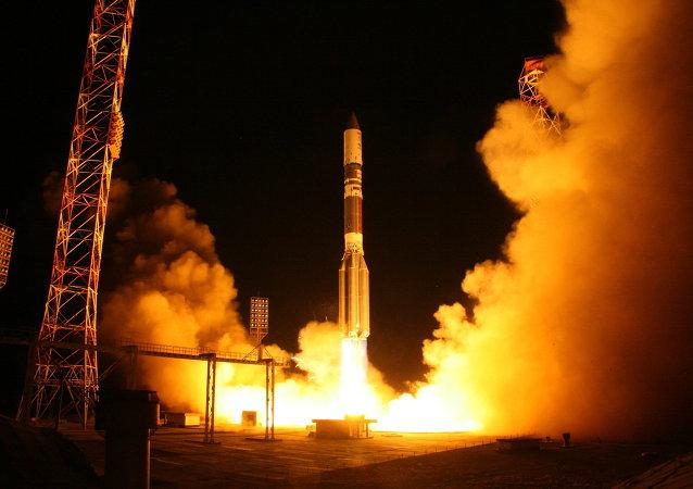 الصاروخ الحامل بروتون