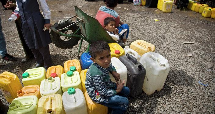 كارثة إنسانية في اليمن