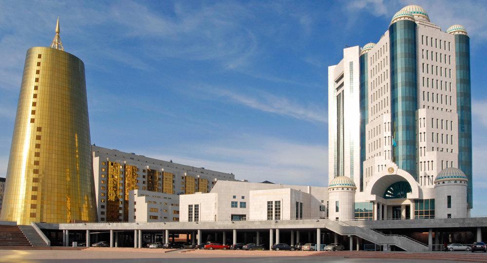 عاصمة كازاخستان أستانا