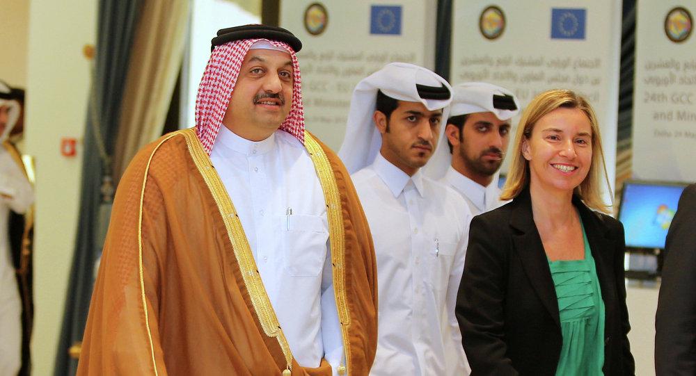مجلس التعاون الخليجي والاتحاد الأوروبي