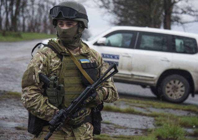 عسكري أوكراني