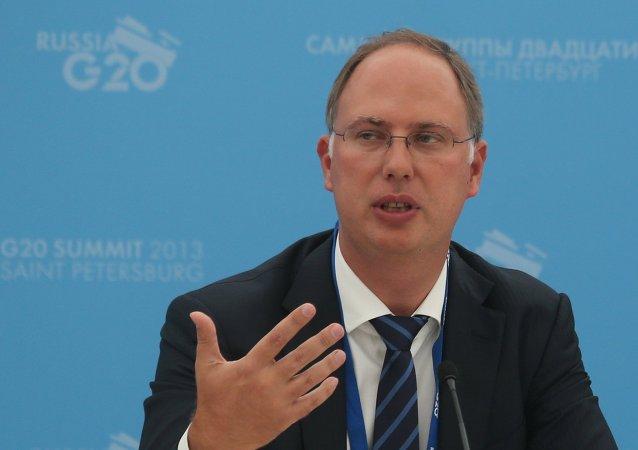 رئيس صندوق الاستثمار المباشر الروسي كيريل دميترييف