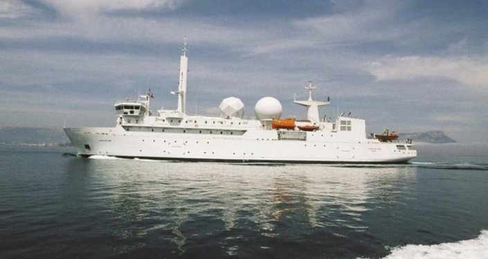 سفينة استطلاع فرنسية دوبوي دي لومي