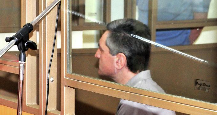 محاكمة المتهم بالتجسس