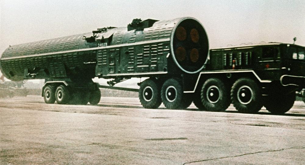 صاروخ اعتراضي مخصص لتدمير وسائل الهجوم الجوي