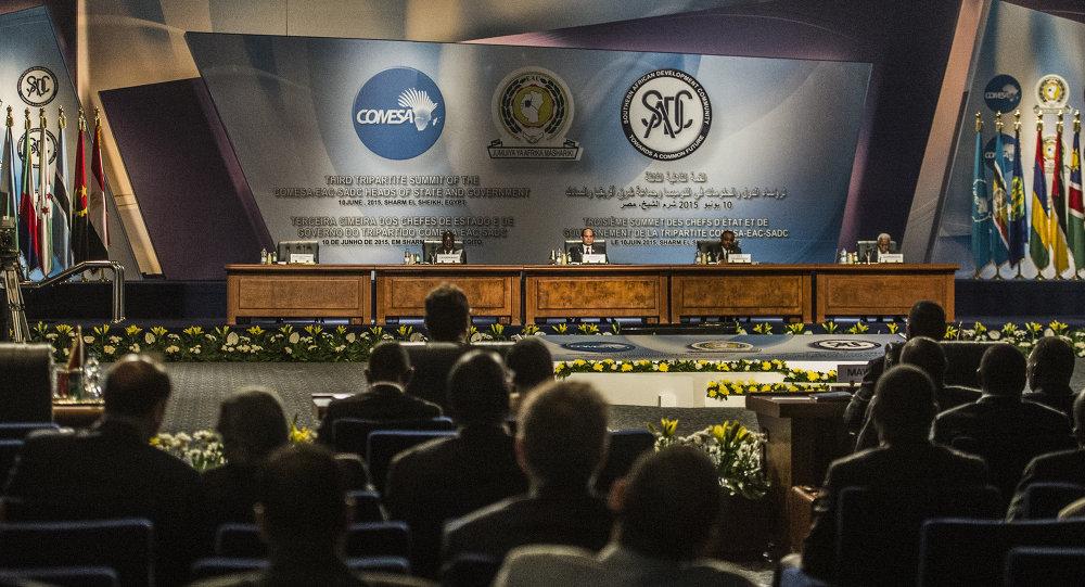 التكتلات الاقتصادية الأفريقية