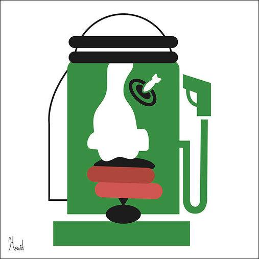 النفط السعودي هدفه تدمير اليمن