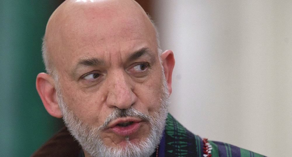 حامد كرزاي، رئيس جمهورية أفغانستان الإسلامية السابق