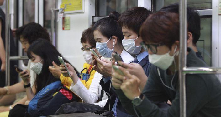 الوقاية من فيروس كورونا في كو ريا الجنوبية