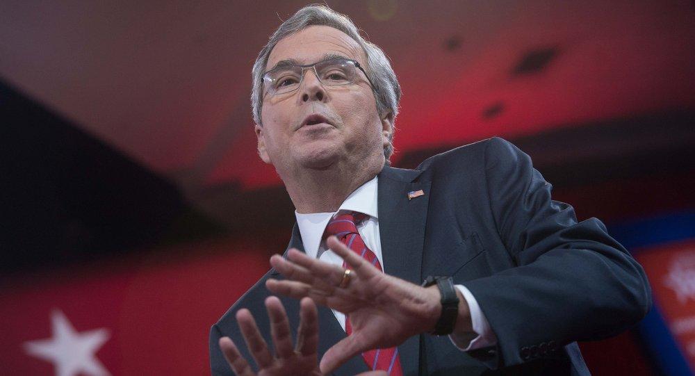 Former Florida Governor Jeb Bush
