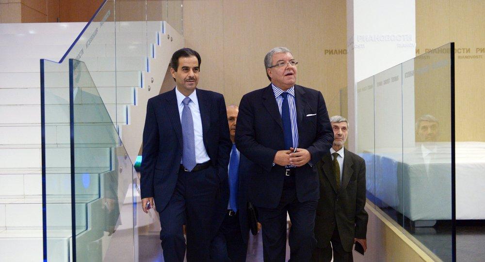 السفير اللبناني في روسيا شوقي بو نصار