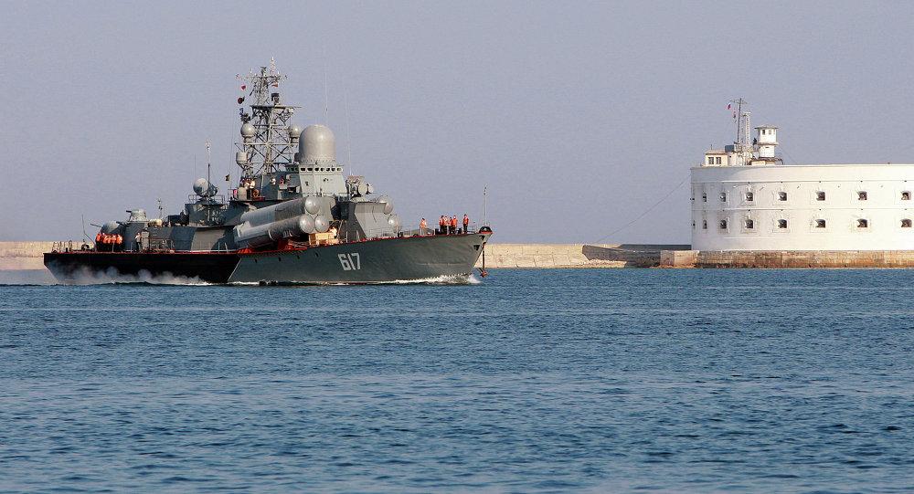 السفينة الصاروخية ميراج