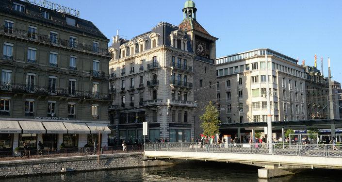 مدينة جنيف