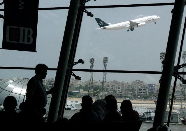 مطار القاهرة الدولي