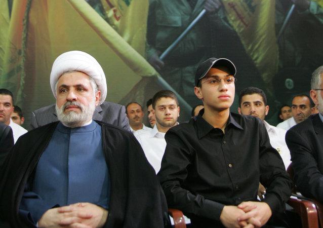 نائب الأمين العام لحزب الله الشيخ نعيم قاسم