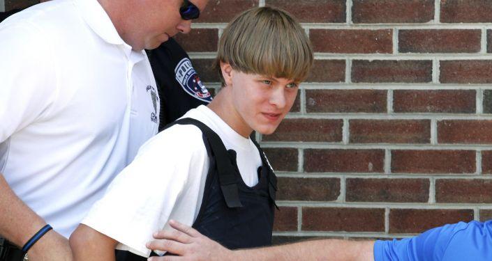 قاتل 9 مواطنين سود بكنيسة في تشارلستون