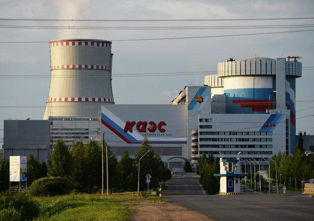 محطة كالينينسكايا: تقع في شمال منطقة تفير، على الشاطئ الجنوبي لبحيرة أودومليا وتتكون من أربع وحدات بنيت فى 1984، 1986، 2004 و 2011.