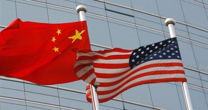 الصين والولايات المتحدة
