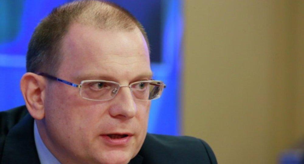 مفوض وزارة الخارجية الروسية لحقوق الإنسان والديمقراطية وسيادة القانون، كونستانتين دولغوف