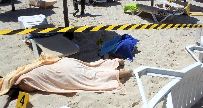 هجوم سوسة الإرهابي في تونس