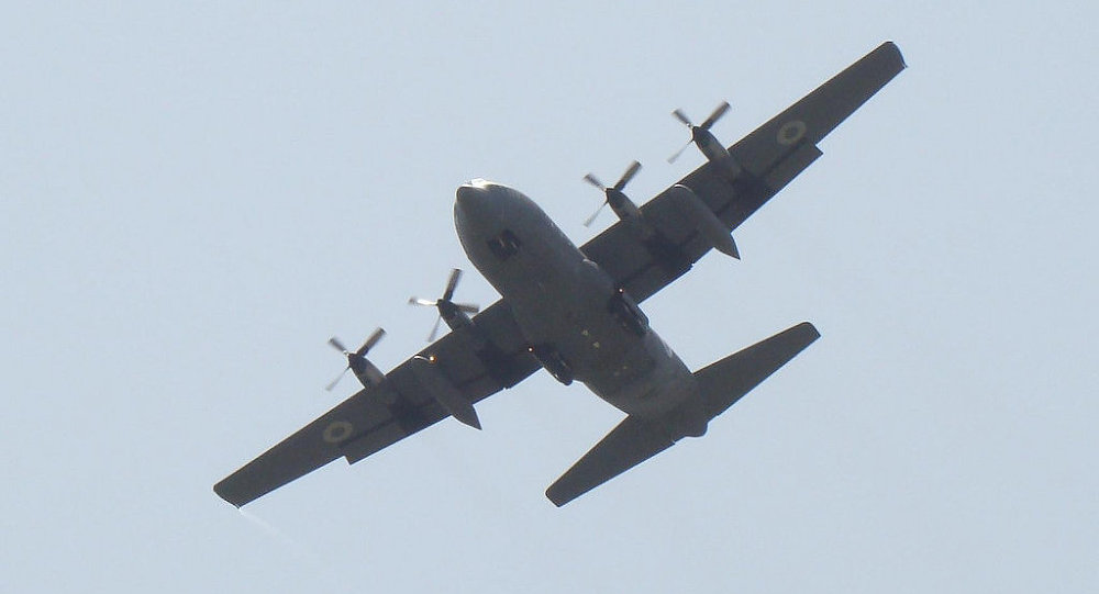 طائرة سي-130 هيركوليز