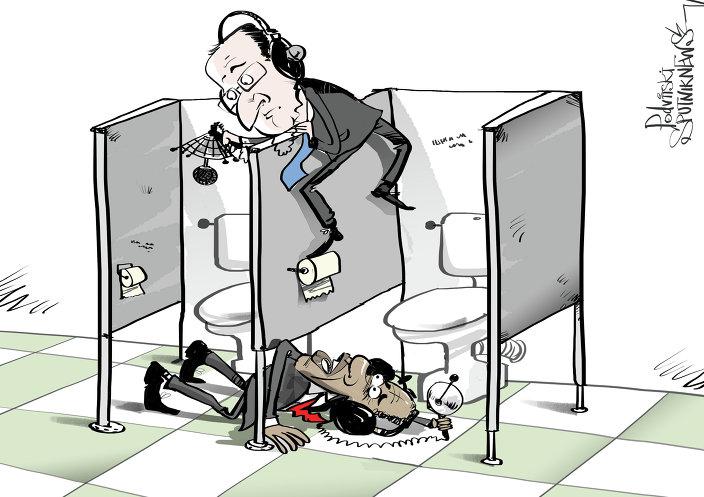 فضيحة التجسس الفرنسي
