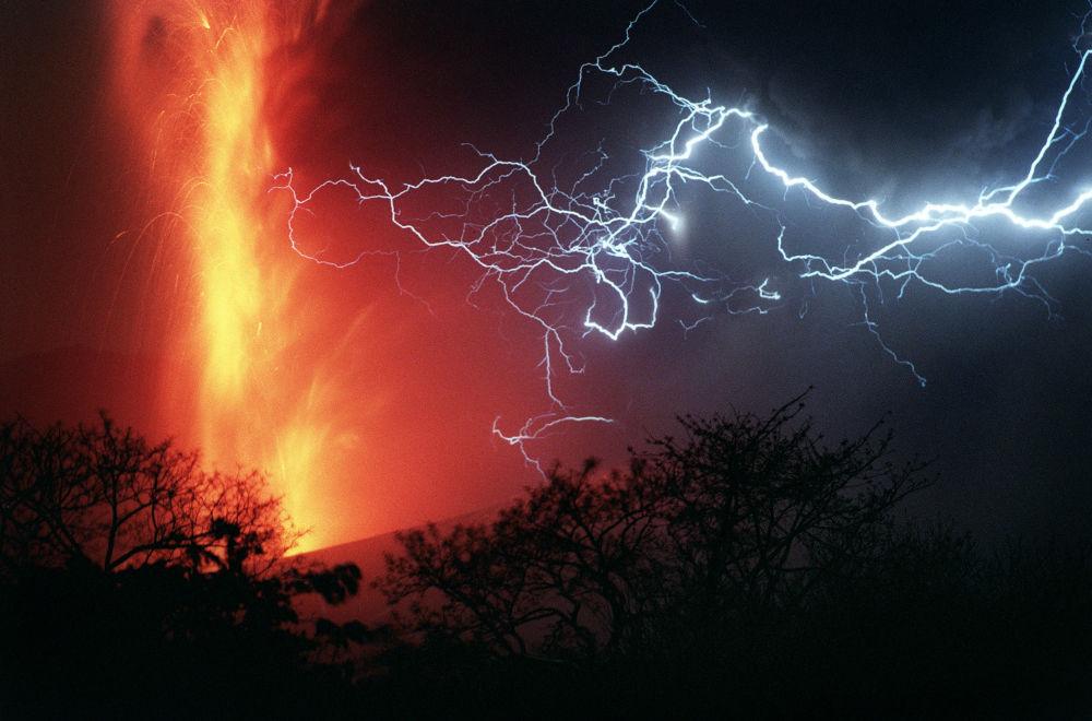 البرق فى الأرجنتين