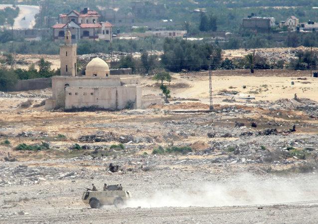 أحداث سيناء