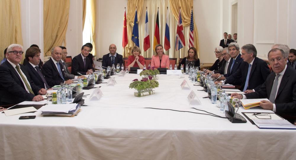 محادثات النووي الإيراني في فيينا