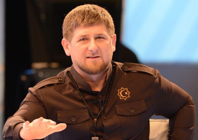 رئيس جمهورية الشيشان رمضان قاديروف