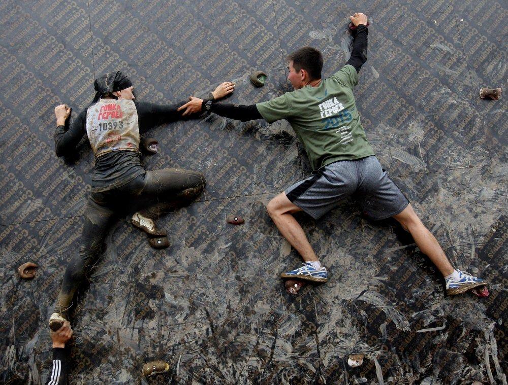 القوة البدنية والتركيز أهم عوامل النجاح فى سباق الأبطال