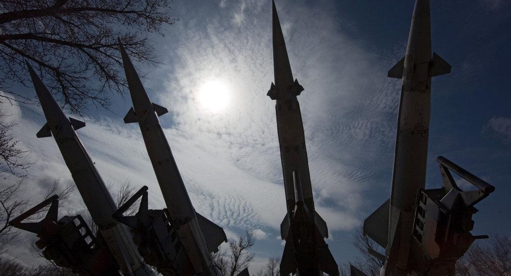 صواريخ الدفاع الجوي