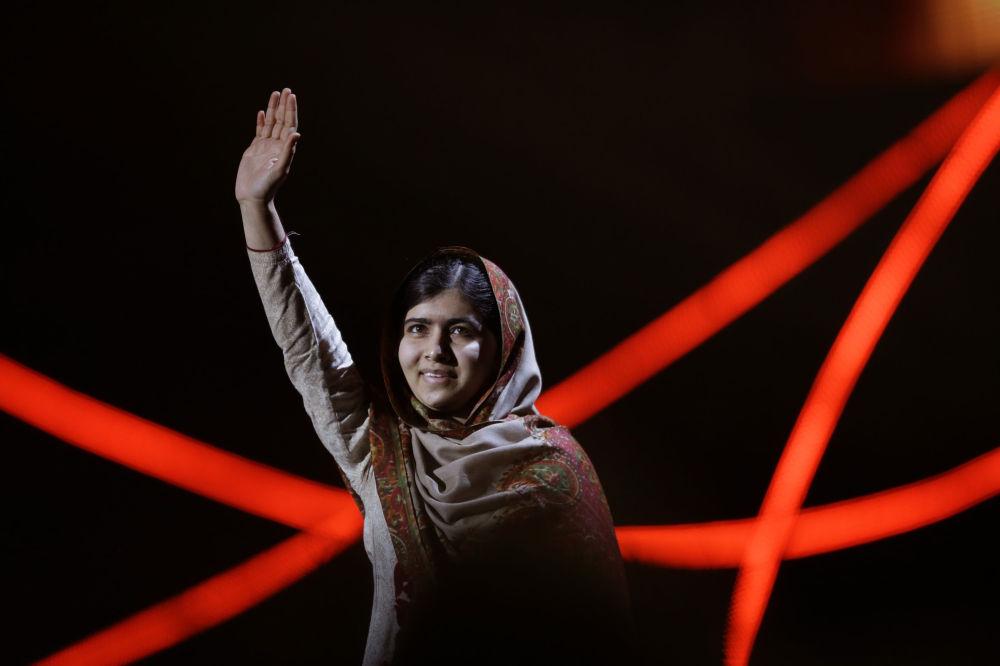الباكستانية مالالا يوسف زاي