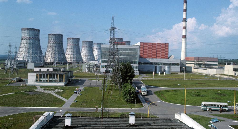 المحطة الكهرذرية الروسية نوفوفورونيجسكايا