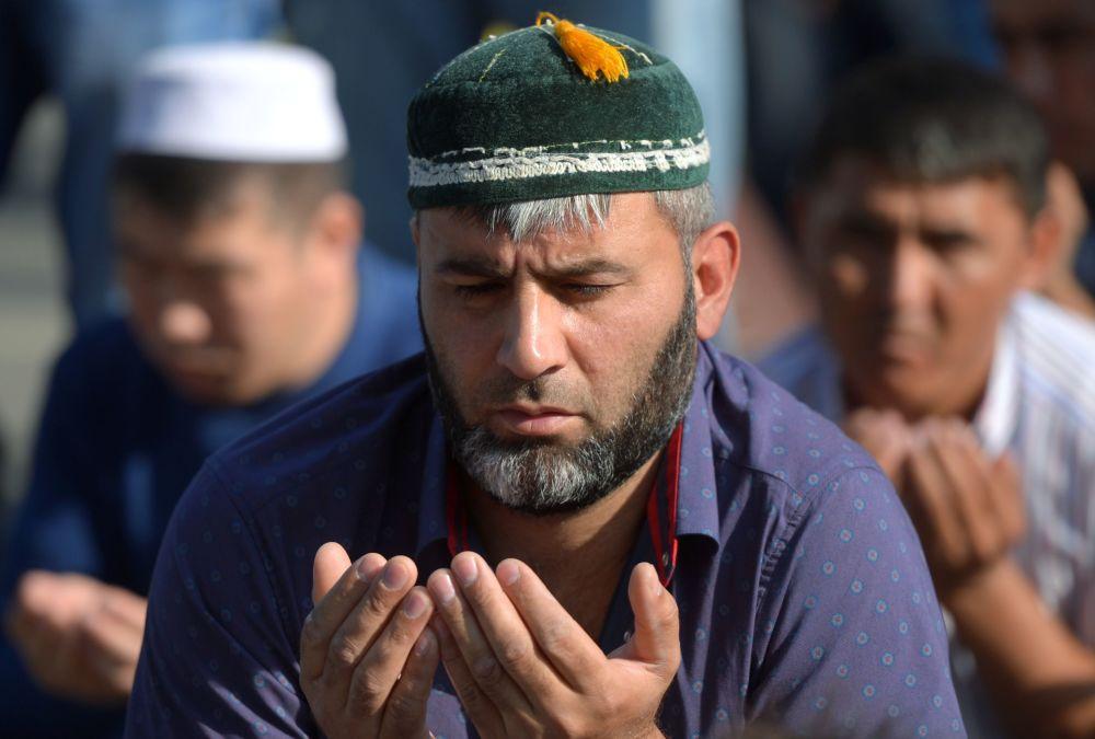 الصلاة فى روسيا
