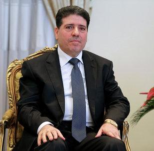 رئيس الوزراء السوري وائل الحلقي