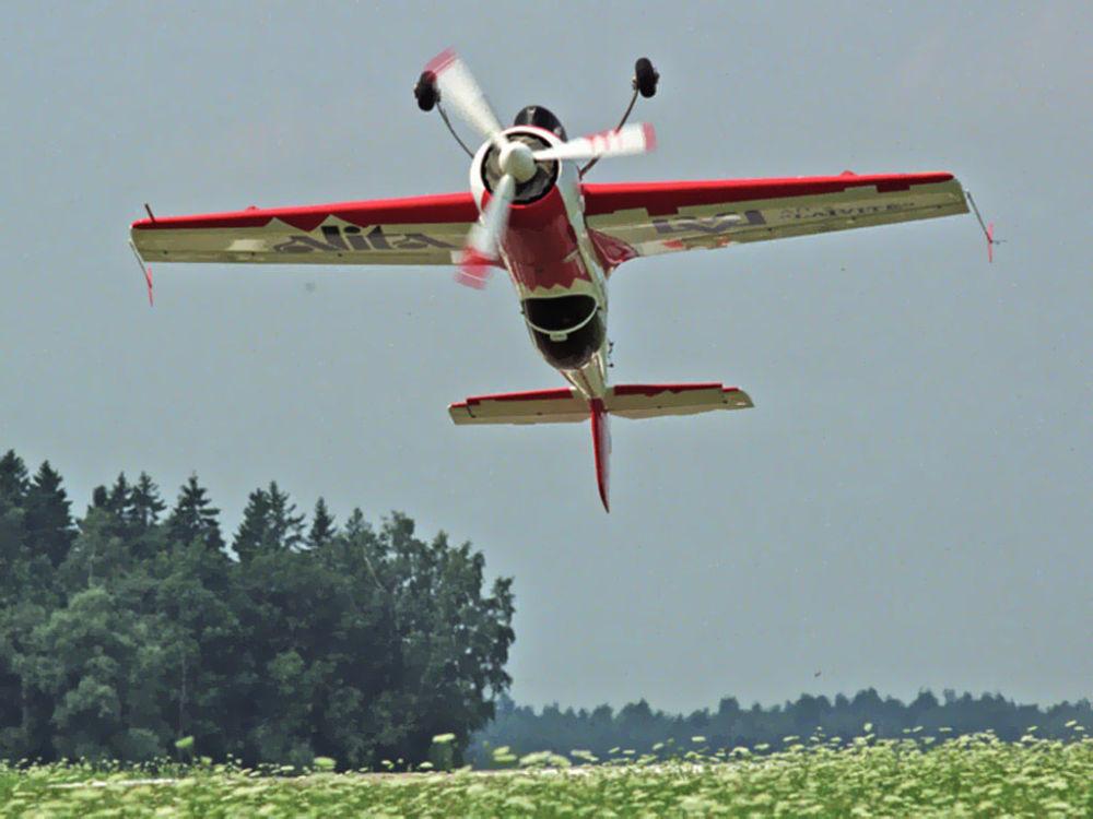 طائرة الاستعراضات الرياضية سو - 26