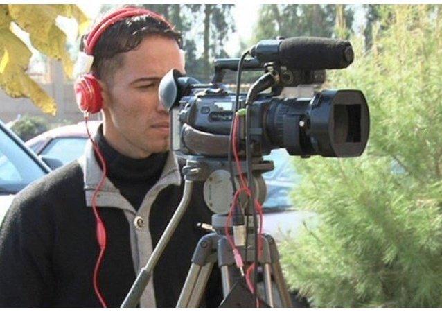 العراق- إعدام صحفي- جلاء العبادي