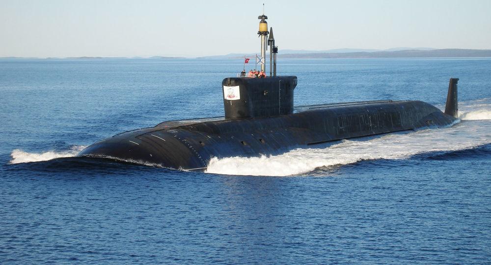 الغواصة النووية يوري دولغوروكي