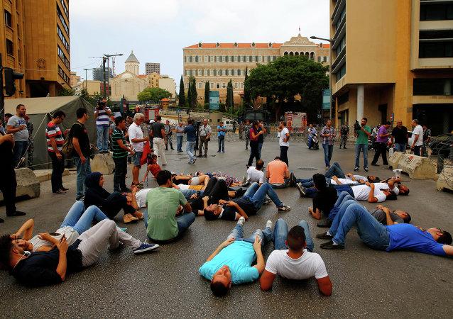 لبنان وأزمة النفايات