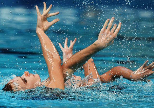 بطولة العالم للألعاب المائية في قازان