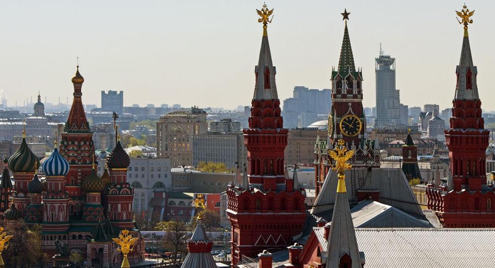 الكرملين موسكو
